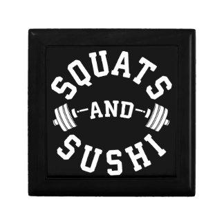 Hocken und Sushi - Vergaser und Bein-Tag - lustige Erinnerungskiste