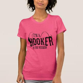 Hocker. Fischer T-Shirt