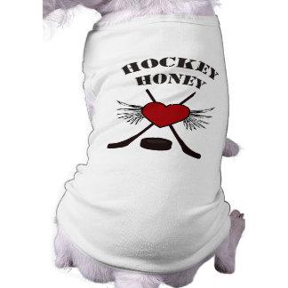 Hockey-Honig-HundeT - Shirt