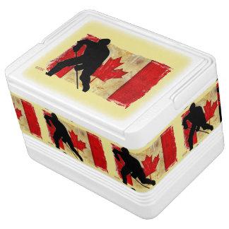 Hockey-Kanada-Iglu cooler Igloo Kühlbox