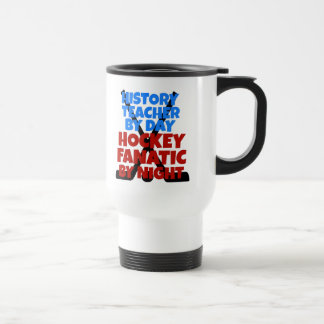 Hockey-Liebhaber-Geschichtslehrer Tee Tasse