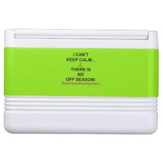 Hockey-Mamma cooler - kein würzen Sie weg! Kühlbox
