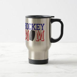 Hockey-Mamma Edelstahl Thermotasse