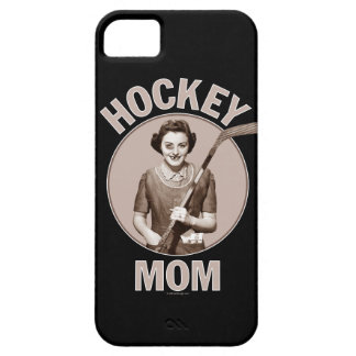 Hockey-Mamma iPhone 5 Fall Barely There iPhone 5 Hülle