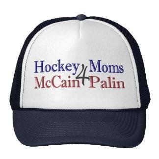 Hockey-Mammen 4 McCain Palin Retrokultmütze