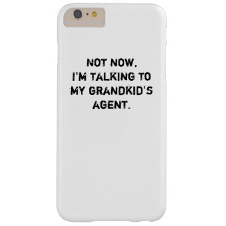 """Hockey Phoen Fall - """"der Agent des Grandkids """" Barely There iPhone 6 Plus Hülle"""