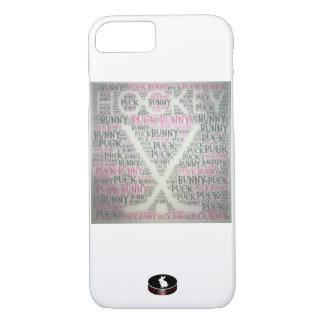 Hockey-Puck-Häschen iPhone 8/7 Hülle