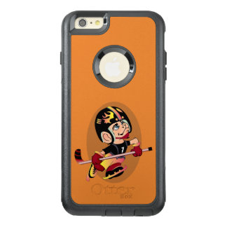 HOCKEY-SPIELER-CARTOON Apple iPhone 6 Plus-CS OtterBox iPhone 6/6s Plus Hülle