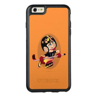 HOCKEY-SPIELER-CARTOON Apple iPhone 6 Plus-   SS OtterBox iPhone 6/6s Plus Hülle