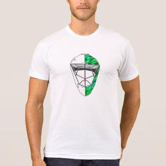 Hockey-Tormann-Grün T-Shirt