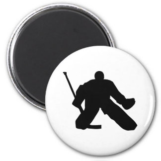 Hockey - Tormann Magnete
