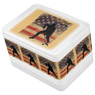 Hockey USA-Iglu cooler Igloo Kühlbox