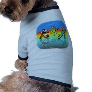 HockeyhundeT - Shirt Hundbekleidung