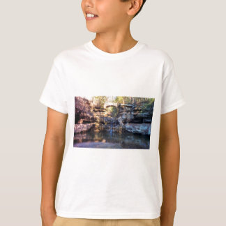 Hocking Hügel - Wasserfall T-Shirt