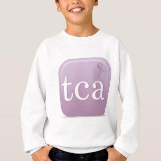 Hodenkrebs-Bewusstsein Sweatshirt