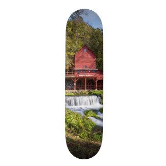 Hodgson-Mühlporträt Skate Board