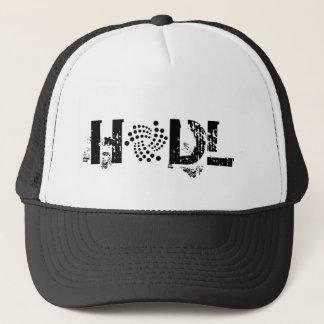 HODL Iota-Fernlastfahrer-Hut Truckerkappe