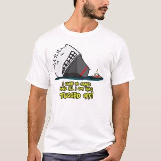 Hoegh Osaka T - Shirt (gelber Text)