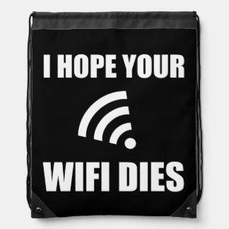 Hoffen Sie Ihre Wifi Würfel Sportbeutel