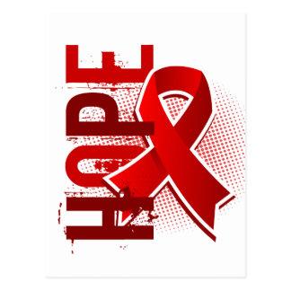 Hoffnung 2 AIDS Postkarte