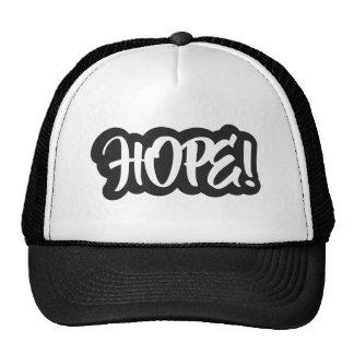 Hoffnung! Baseballmütze