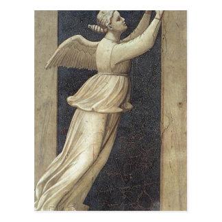 Hoffnung durch Giotto Postkarte