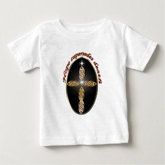 Hoffnung ersetzt Todest-shirts Baby T-shirt
