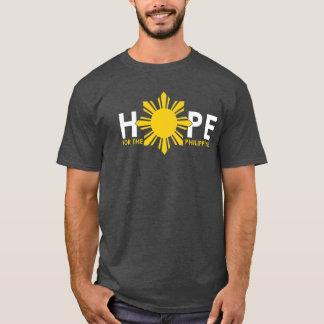 Hoffnung für die Philippinen T-Shirt