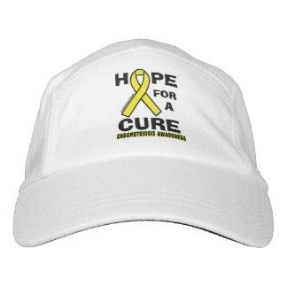 Hoffnung für einen Heilung… Endometriosis Headsweats Kappe