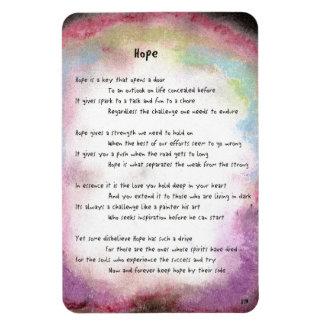 Hoffnung Magnet