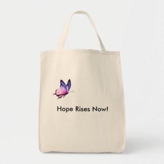 Hoffnung steigt Tasche