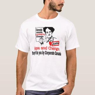 Hoffnung und Änderung in Kanada? T-Shirt