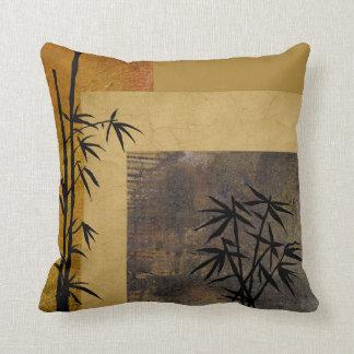 Hoffnung und Bambus Kissen
