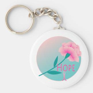 Hoffnungs-Blume Schlüsselanhänger