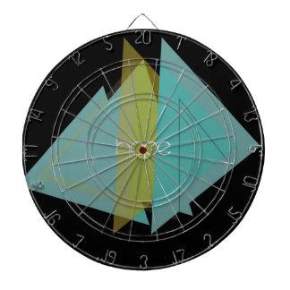 Hoffnungs-Dreiecke Dartscheibe