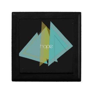 Hoffnungs-Dreiecke Geschenkbox