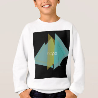 Hoffnungs-Dreiecke Sweatshirt