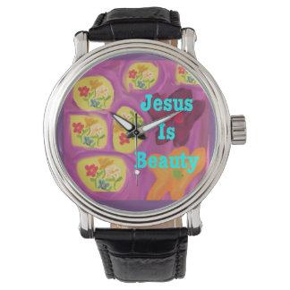 Hoffnungs-heilende Kirche Jesus ist Uhr