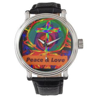 Hoffnungs-heilende Kirchen-Friedens-und Uhr