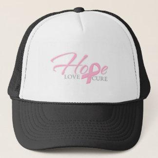 Hoffnungs-Liebe-Heilung Truckerkappe