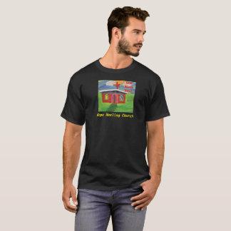 Hoffnungs-segnen heilender Kirchen-Gott Sie T - T-Shirt