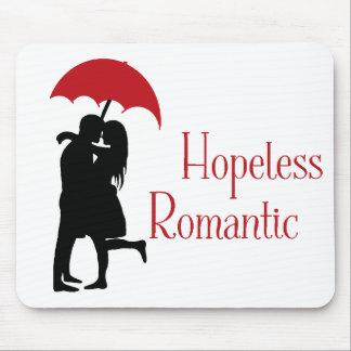 Hoffnungsloser Romantiker Mousepad