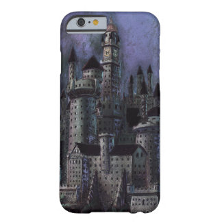 Hogwarts ausgezeichnetes Schloss Barely There iPhone 6 Hülle