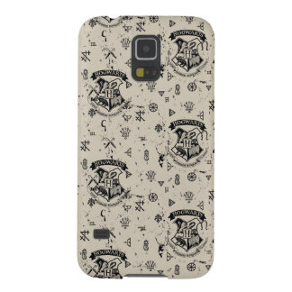 HOGWARTS™ Beige-Muster Galaxy S5 Cover