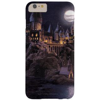 Hogwarts Boote zum sich zurückzuziehen Barely There iPhone 6 Plus Hülle