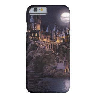 Hogwarts Boote zum sich zurückzuziehen Barely There iPhone 6 Hülle