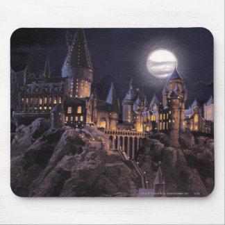 Hogwarts Boote zum sich zurückzuziehen Mauspad