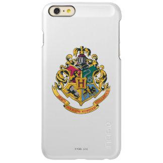 Hogwarts Crest Full Color Incipio Feather® Shine iPhone 6 Plus Case