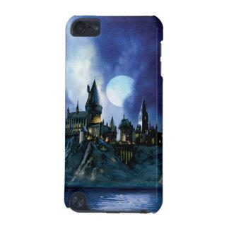 Hogwarts durch Mondschein iPod Touch 5G Hülle