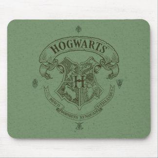 HOGWARTS™ Fahnen-Wappen Mousepads